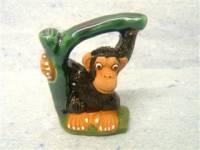 Scimmia in ceramica